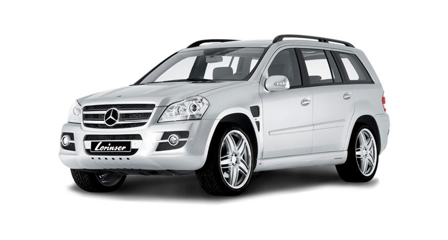 Mercedes-Benz GL-class 2006-2009