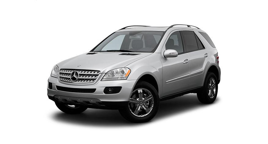 Mercedes-Benz ML-class 2005-2008
